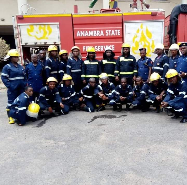 Obiano Procures 315 Drums Chemical Foam AFFF Tridol For State Fire Service