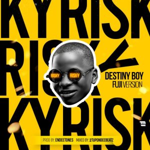 Destiny Boy – Risky (Fuji Version)